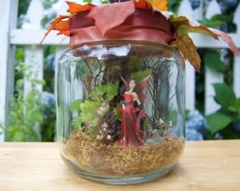 Fairy Jars » Fairy Garden » Fairies in a Jar » Fairy in a Jar »Fairy Gift » Faerie » Garden Fairy » Captured Fairy » Captive Fairy