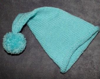 newborn baby pixie hat, photo prop