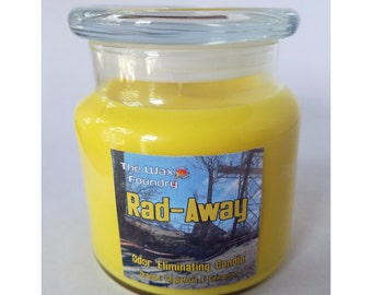 Fallout - Rad-Away 16oz Soy Candle
