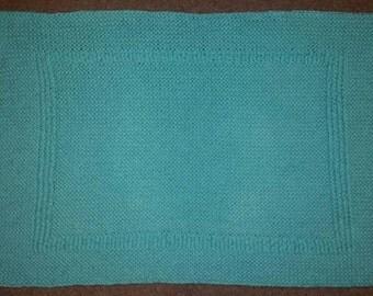 Hand Made Cotton Bath Mat