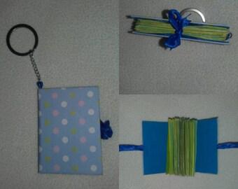 Keyring book miniature 7