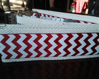 Crimson & White Chevron