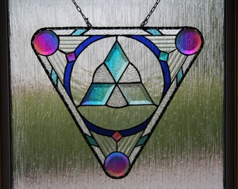 Stained Glass Window Artwork