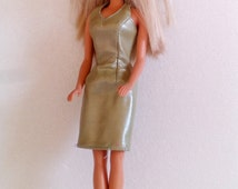 1966 barbie doll Mattel made in China