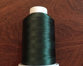 Dk. Pine Green Sulky Embroidery Thread