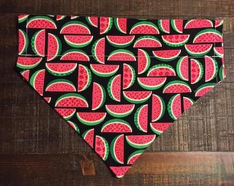Funky Watermelon Dog Bandana