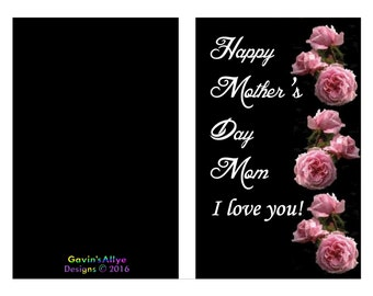 Mother's Day Instant/Digital Download
