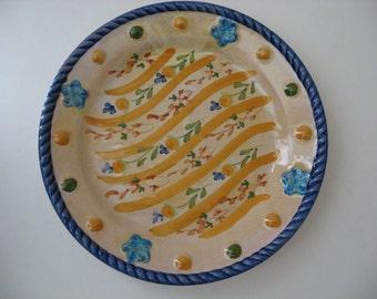Home Street - Decorative Plate