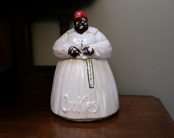 "McCoy ""Mammy"" Cookie Jar"