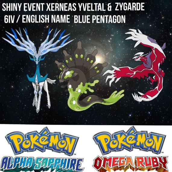 how to get shiny yveltal in pokemon y