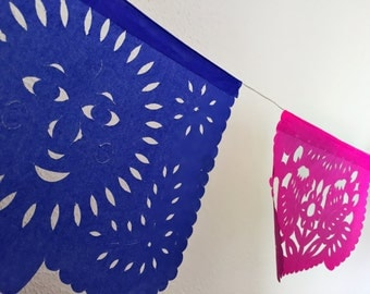 Mini Mexican Papel Picado Any Occasion