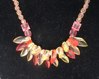 Fire Passion Necklace