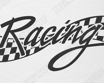 Racing Flag SVG, race, race flag, checkered flag, flag, checkered flag svg, racing svg, dxf, png, car decal, finish line flag, svg designs