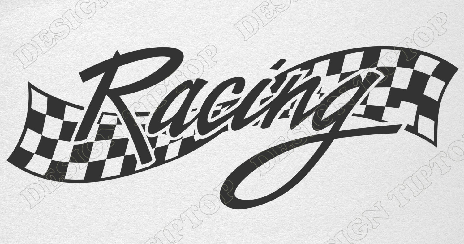 Racing Flag Decal Www Imgkid Com The Image Kid Has It