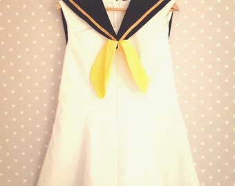 Kagamine Rin inspired cosplay