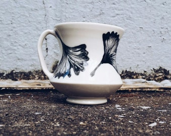 Ginkgo Teacup