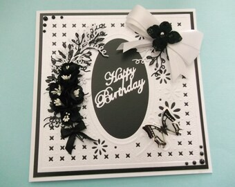 hand made birthday card 3