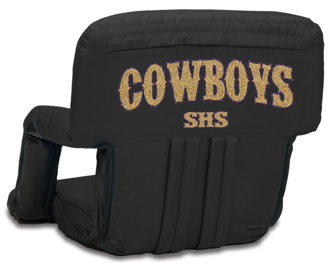 SHS Booster Club Bleacher Chair Purchase.
