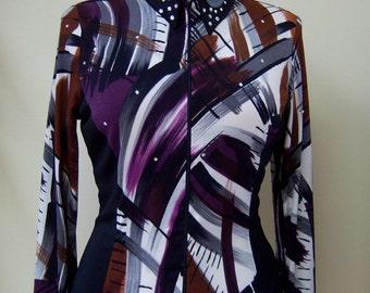 equestrian show shirt