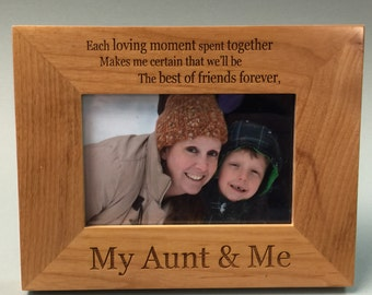aunt frame aunt gift best aunt gift