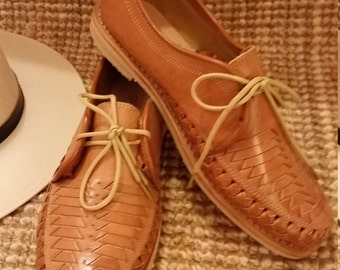 100% Mexican Leather shoes