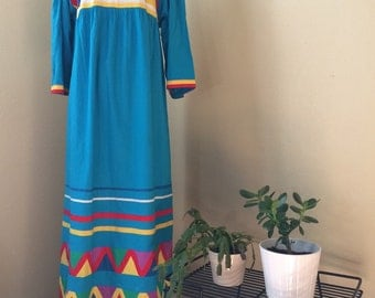 Saybury New York Vintage Gown/Dress