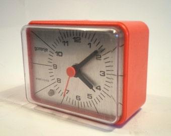 Gorenje alarm clock