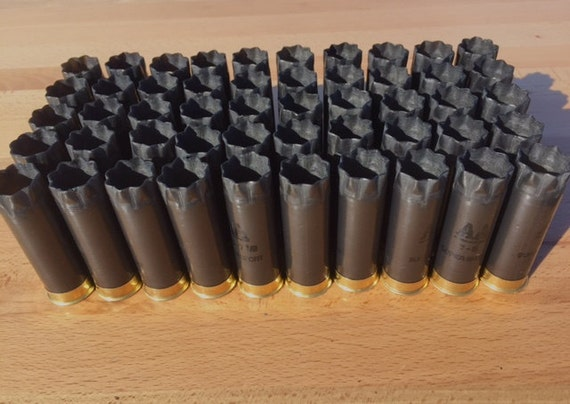 Empty Shotgun Shells 50 Lot Gun Metal Gray with Brass Base Remington AA 12 Gauge 2.75'' from ...