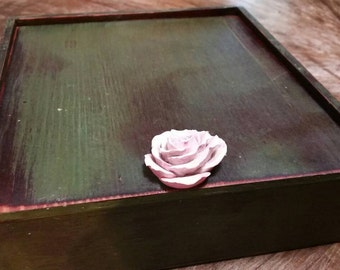 Vintage Repurposed Cigar Box