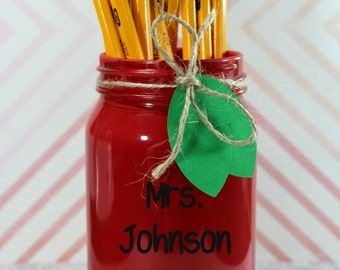 Teacher Appreciation Gift - Personalized Teacher Gift - Teacher Gift - Customized Teacher