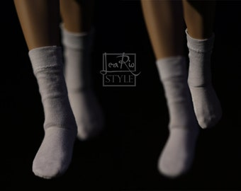 BJD SD MSD socks, bjd clothes, doll clothes, handmade clothes, bjd clothing, handmade socks