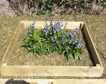 Raised Bed Garden Frame