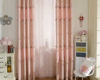Flower curtains,curtains for living room,curtains,sheer curtains,kitchen curtains,window curtain living room,window curtain