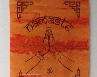 Namaste Tapestry