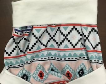 9M-3T aztec shorts