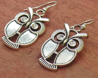 Tree Earring / Dangle Earring / Drop Earring / Tribal Earring / Handmade Earring / Fashion Earring / Gril Earring / Sister Silver Gift / E13