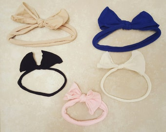Small Nylon Headbands