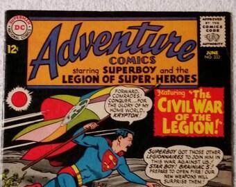 Adventure Comics #333 (1965)