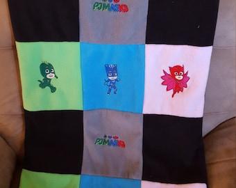 PJ Masks blanket