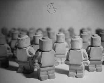 Concrete Legoman