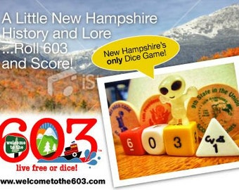 603:  NH's Only Dice Game
