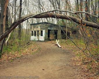 Photo Print - Abandoned