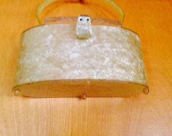 Vintage Plastic Clutch