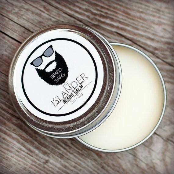 The Islander Beard Balm By Beard Swag