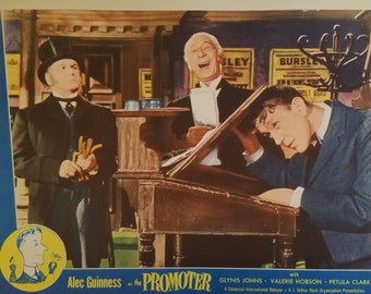 Alec Guinness Lobby Card 1950s
