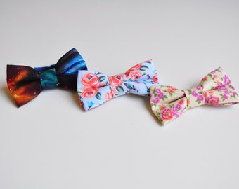 Infant/toddler/childrens fancy bow tie