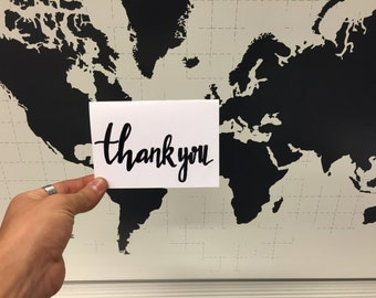Thank You Card (10 ct.)