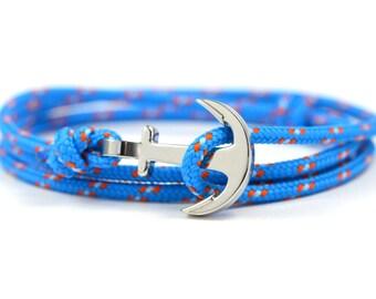 Anchor bracelet Caribbean