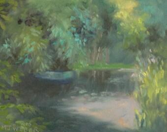 Monet's Garden Series #3
