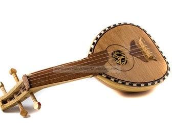 Mini Oriental Oud Music Instrument
